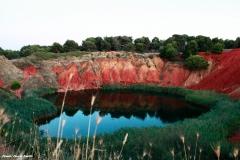 Otranto, Cava di Bauxite